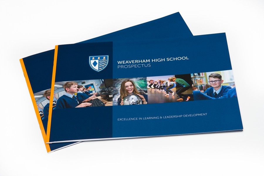Prospectus Design Sample