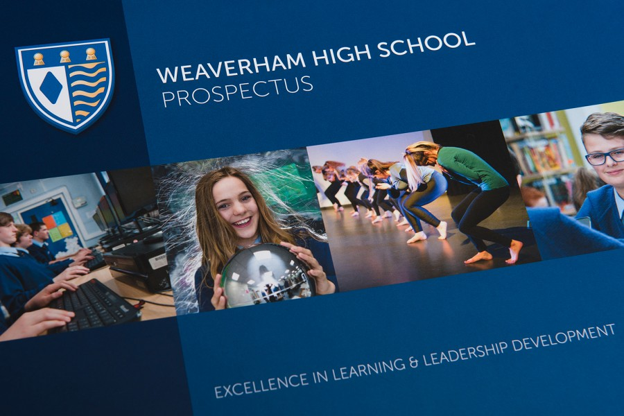 School Prospectus Weaverham High